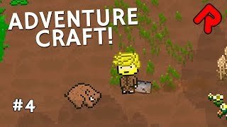 "In Let's Play Adventure Craft gameplay episode 4 we see how to get a full set of armour by killing & skinning boars like utter wildmen!► Subscribe: http://bit.ly/RandomiseUser► Patreon exclusives: https://www.patreon.com/randomiseuserThis Let's Play Adventure Craft gameplay series plays this early access game that mixes Don't Starve's gather-and-survive exploration with classic Zelda RPG tropes. Playlist: https://www.youtube.com/watch?v=Cx-obHvHiB4&index=1&list=PLLvo6-XrH1flRR4GxoLIqZqU5_RW3j6woIn this episode of Let's play Adventure Craft gameplay, we prepare for more dangerous adventures by seeing how to get armour sets, in particular the better early armour set made by killing and skinning boars.Gathering the raw material for boars isn't easy, requiring a certain amount of grinding and the knowledge that you get way more material by skinning the corpse - something that requires its own crafting chain first!Also in this episode of Let's play Adventure Craft gameplay, bees. BEEEEEEEES!=====Thanks for watching this let's play Adventure Craft gameplay 2017 video! Watch more of the best indie games:Let's play RimWorld (alpha 17): https://www.youtube.com/watch?v=7jax1CqdSco&index=1&list=PLLvo6-XrH1fkoMmaQBXyN5KHCFq85RNmALet's play Oxygen Not Included (S2): https://www.youtube.com/watch?v=BWIkpht03U0&list=PLLvo6-XrH1fnBAHW2x5cHw2PKSZrpkzea&index=1Rain World is a survival platformer with brutal predators: https://www.youtube.com/watch?v=fQQZc9Afolk&index=1&list=PLLvo6-XrH1fmiwoAZLGIv0_jLTvc1jLRM=====Official Adventure Craft gameplay info:""Hunt monsters, horde loot, and craft weapons and armor to survive in a vast procedurally generated action RPG world full of extreme danger and wonderful surprises. Inspired by games like Don't Starve, Starbound and The Legend of Zelda, Adventure Craft combines the best elements of these games together with procedural game design!""Game version: Early Access v1.0Adventure Craft release date: 6 July 2017 (Early Access)Developed by: Edible EntertainmentFormats available: PC WindowsOfficial site: https://www.adventurecraftgame.com/Download on Steam: http://store.steampowered.com/app/624890/Adventure_Craft/=====Randomise User is the home of the best indie games:► Watch Let's Play one-offs for the best new games: https://www.youtube.com/playlist?list=PLLvo6-XrH1fnvqfQI4mhyXJu5Y7hcS5vC► Watch Alpha Soup for your first look at games: https://www.youtube.com/playlist?list=PLLvo6-XrH1flWq5KRBP8GhUqcGxJT5cPB► Watch Weird Indie for strange & funny gameplay: https://www.youtube.com/playlist?list=PLLvo6-XrH1fmiyuOquPzGzqUFasi7iy7x► Subscribe here: http://bit.ly/RandomiseUser► Live streams: https://www.youtube.com/c/randomiseuser/live► Support us on Patreon: https://www.patreon.com/randomiseuser► Follow us on Twitter: https://twitter.com/RandomiseUser"