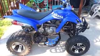 3. 2008 Yamaha Raptor 350