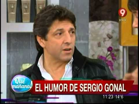 El humor de Sergio Gonal - Canal Nueve