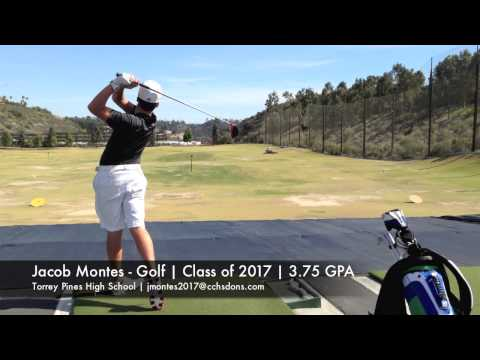 Jacob Montes - Golf | Class of 2017