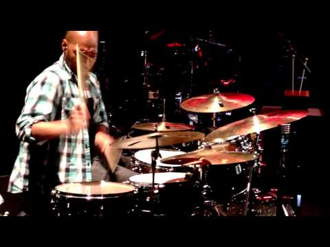 Harland - Eric Harland performs at the Berklee Performance Center. Footage from Dec 1st, 2012. I had to stabilize the video in Sony Vegas because the original footage ...