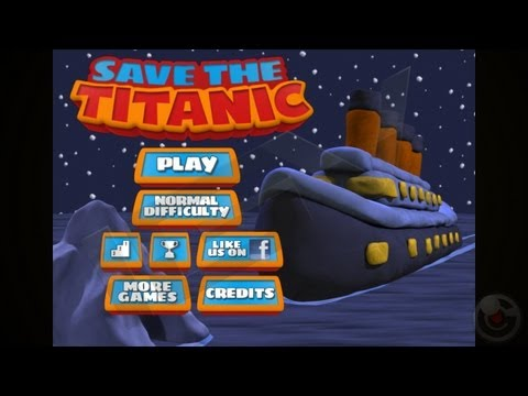 Save the Titanic - iPhone & iPad Gameplay Video