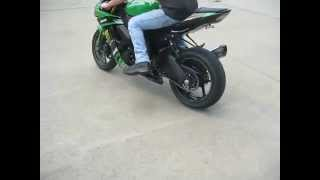 5. 2009 KAWASAKI ZX10R NINJA $4700 FOR SALE WWW.RACERSEDGE411.COM