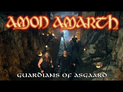 Amon Amarth - Guardians Of Asgaard (HD)