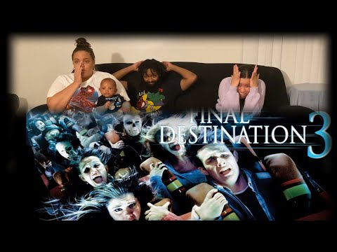 Final Destination 3 (2006) - Movie Reaction *FIRST TIME WATCHING*