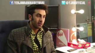 Ghagra  - Yeh Jawaani Hai Deewani& Song Making