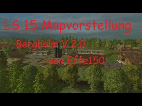 Bergsholm v2.0
