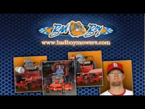 Ryan Franklin for Bad Boy Mowers
