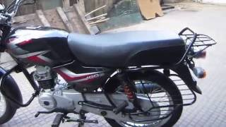BAJAJ CT 100  B (BETA) WALK AROUND 2016