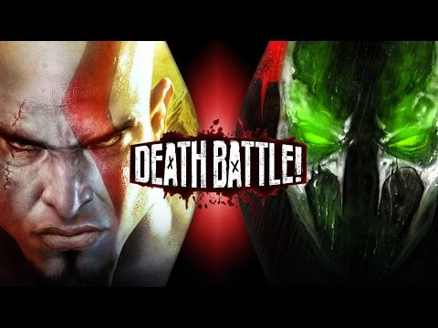 DEATH BATTLE! - Kratos VS Spawn Video