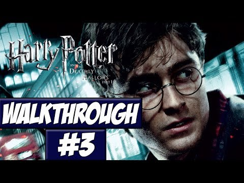 Video Harry Potter And The Deathly Hallows Part 1 - Walkthrough Ep.3 w/Angel - Grimwuald Place! download in MP3, 3GP, MP4, WEBM, AVI, FLV January 2017