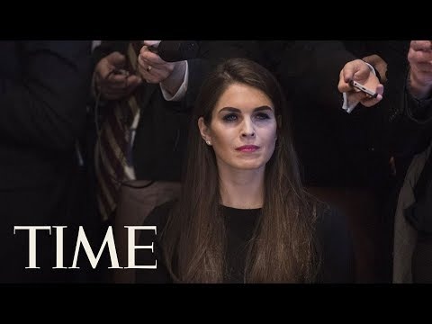 Trump Aide Hope Hicks Named White House Communications Director, Replacing Anthony Scaramucci | TIME