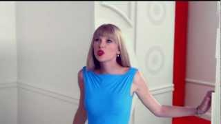 Taylor Swift - RED Target Commercial - HD 1080p
