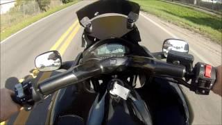 7. 2009 Honda DN-01 review at Eaglerider Orlando