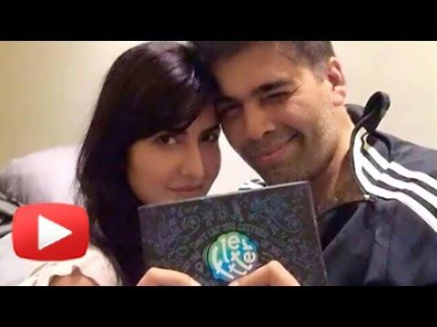 Karan Johar - Katrina Kaif HONEST, FUNNY Conversat