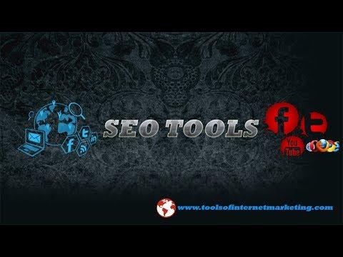SEO Tools – Seasoned Online Marketing Guru