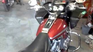 10. 2004 Road Glide w/ High Performance Engine
