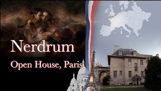 Nerdrum Open House in Paris 2013