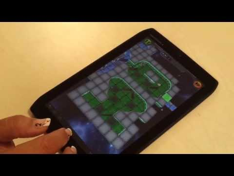Video of Space Maze