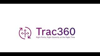 Bosch Trac360 | Digital Supply Chain