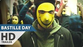 Bastille Day Trailer (2016) Idris Elba Action Movie HD
