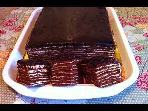 Торт спартак рецепт с пошаговым фото