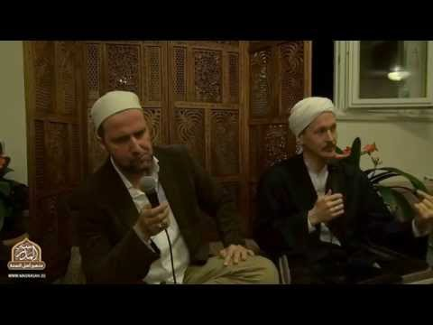 Das Zusammenkommen für Allah | Coming together for the sake of Allah - Sheikh Yahya Rhodus