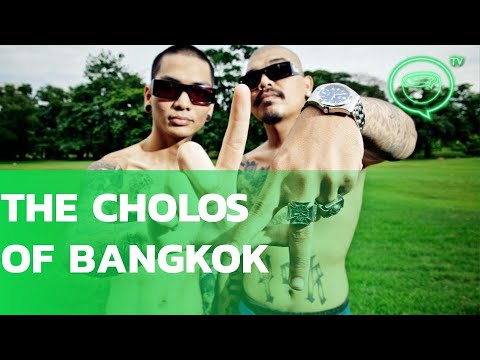 Mexican - http://coconuts.co A curious new trend has emerged in Bangkok, where young Thai men are dressing up as Latino gangsters. Most of these men say they are motiv...