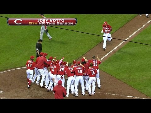 Video: Votto jacks a walk-off grand slam
