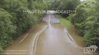 NOT FOR BROADCAST*** Contact Brett Adair with Live Storms Media to license. brett@livestormsnow.com Aerial drone footage ...