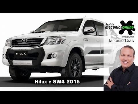 онлайн видео Тоёта Хилаx е СВ4 2015