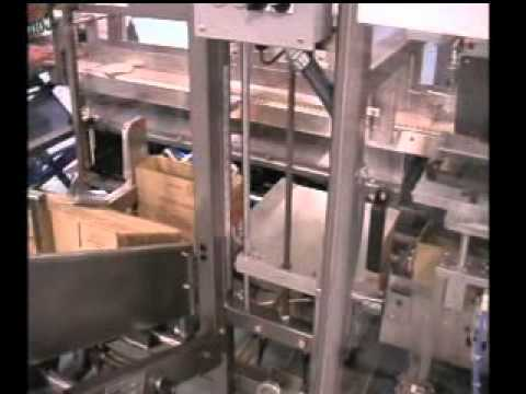 SPP Loaves of Fresh Bread Pick and Place Packer
