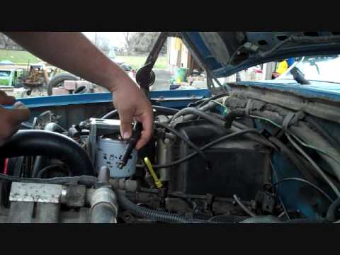 Ford F250 6.9 Diesel Injectors, O-rings, Return Lines, Tees, the Works!