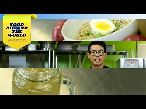 FOOD AROUND THE WORLD – South Korea (with Okta Fernando)