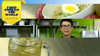 FOOD AROUND THE WORLD - South Korea (with Okta Fernando)