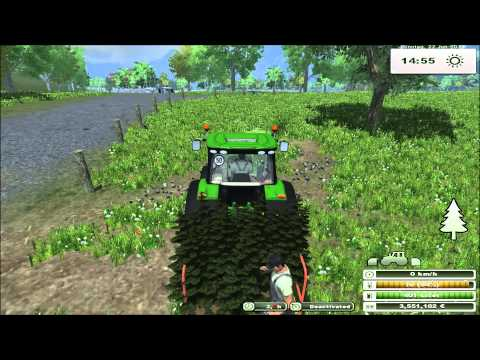 Farmland Map v4.0 forst