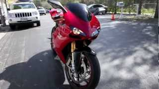 9. 2011 Ducati 1198 SP at Euro Cycles of Tampa Bay