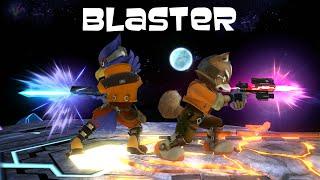 Blaster – A Spacie Showcase