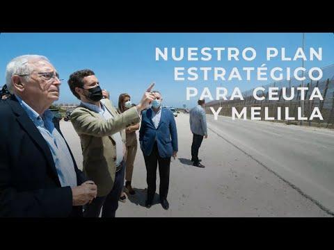 Nuestro plan estratégico para Ceuta y Melilla