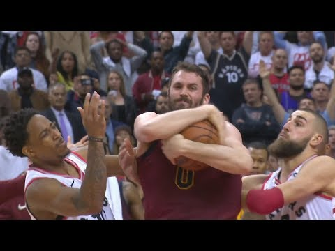 Craptors Choke Game 1! LeBron Triple Double! 2018 NBA Playoffs