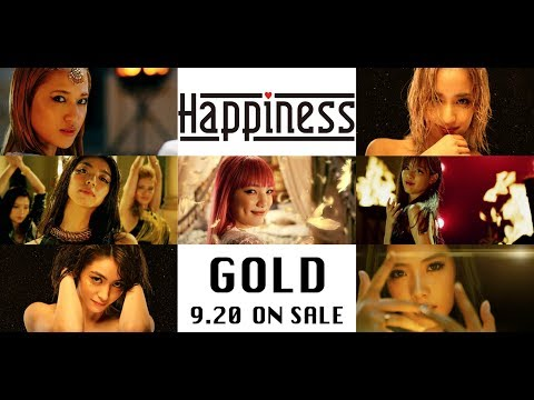 , title : 'Happiness / GOLD'