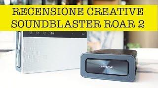 Video: Recensione Speaker Creative Sound Blaster Roar 2 ...