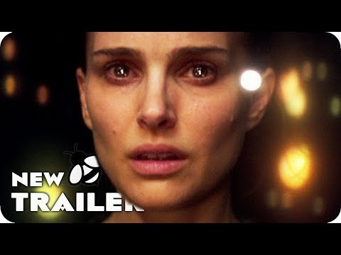 Annihilation Trailer (2018) Natalie Portman Science-Fiction Movie