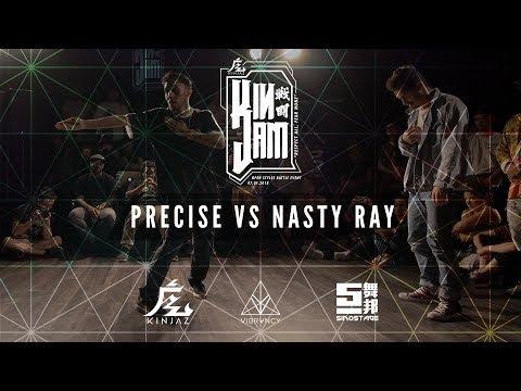Precise Vs Nasty Ray [TOP 8] | KINjam LA 2018 [@VIBRVNCY 4K] - Thời lượng: 4 phút, 6 giây.