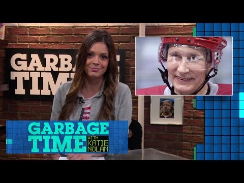 Garbage Time with Katie Nolan: May 24, 2015 Full Episode