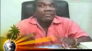 Pradel Enriquez  Directeur General TNH RTNH Tele Haiti TH -
