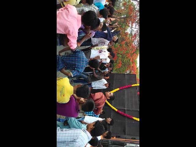 Mauli Dj At Osmanabad Sambhaji Jaynti 2015