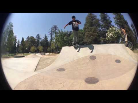 New Turlock Skatepark