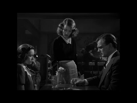 Shadow of a Doubt - Alfred Hitchcock (1943) - Ring - Memorias del Cine