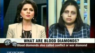 Blood Diamonds Being Used For Money Laundering Says Customs Department